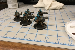 Trollkin Sluggers - Need to take a picture of them completed