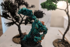 Slag Troll - Not a fan of this sculpt or my paint job on it.
